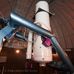 Sat, 09/06/2008 - 4:47pm - The CSS Schmidt Telescope, September 6th, 2008