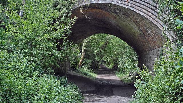 Bridge on the M&SWJ Line