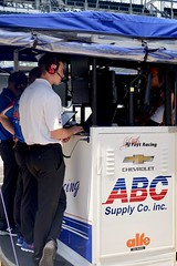 ABC in the pits