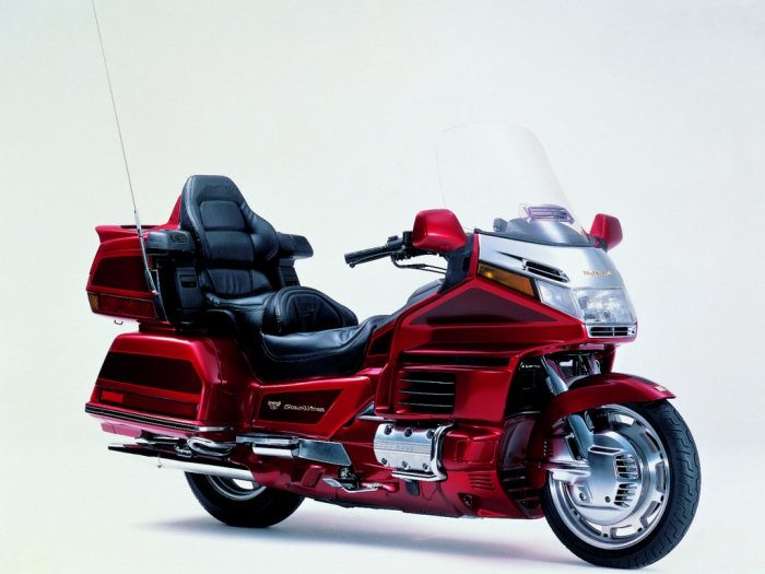 Honda GL 1500 GOLDWING 1988 - 5