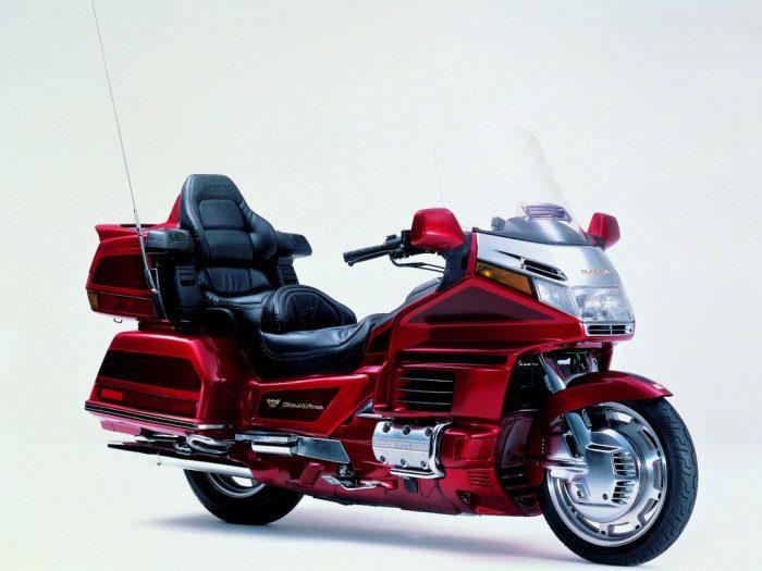 Honda GL 1500 GOLDWING 1994 - 5