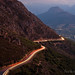 Franschhoek Pass Light Trails by Panorama Paul