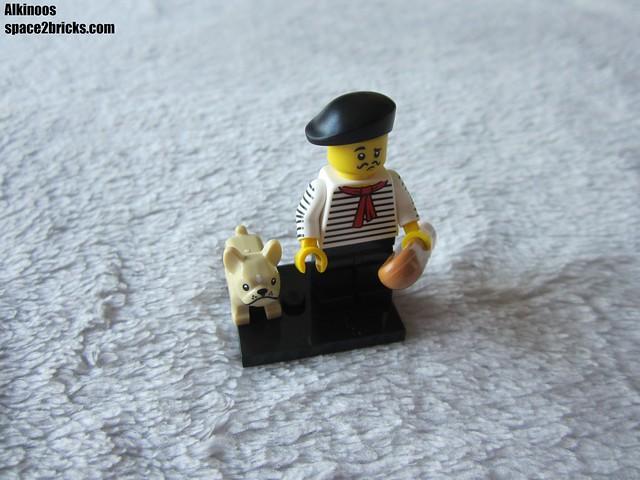 Lego minifigures S17 p24