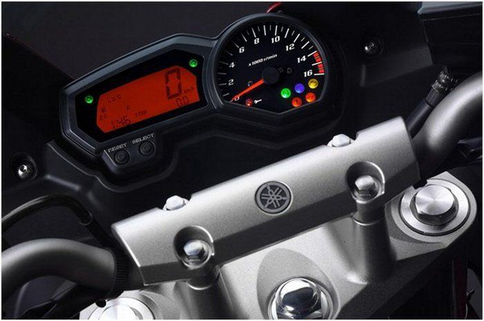 Yamaha FZ6 600 FAZER S2 2007 - 3