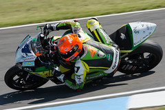 Gino Rea, Donington World Supersport