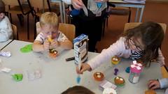 k2: jammie, cupcakes versieren en .... opeten