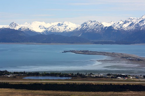 Another view of Homer Spit