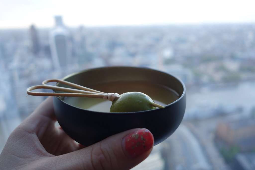 Gong Bar at Shangri-La, The Shard - The Director's Cut