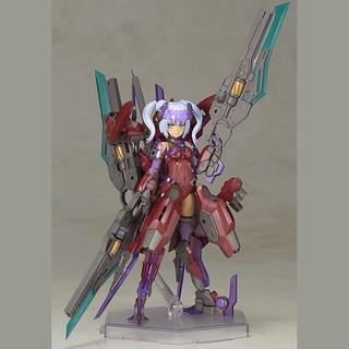 壽屋《Frame Arms Girl 骨裝機娘》鮮紅魔鷲(フレズヴェルク=ルフス)組裝模型附小冊子