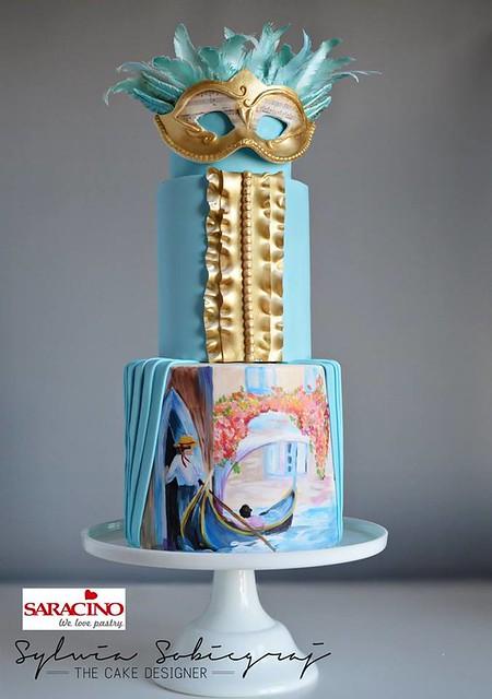 Cake by Sylwia Sobiegraj The Cake Designer