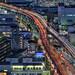 Higashi Osaka City Office, Japan by mikemikecat
