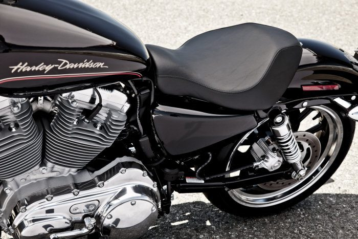 Harley-Davidson XL 883 L Superlow 2011 - 5