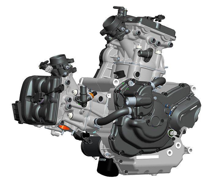 Ducati 821 Monster 2014 - 26
