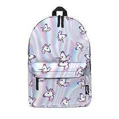 We have just discovered this super cool brand Fringoo! Buy their holographic unicorn backpack on Amazon here NOW! They have an affordable range of unicorn and emoji clothes and accessories, definitely worth a look! http://ift.tt/2rgJe5b