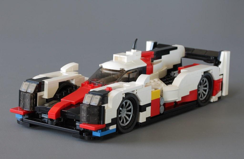 TS050 prototype 1