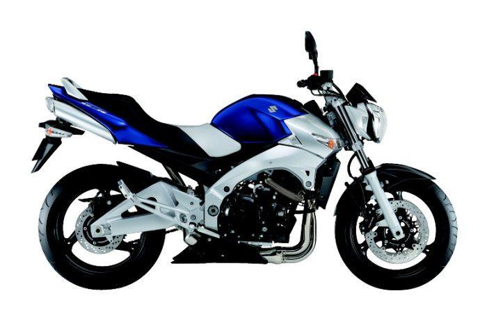 Suzuki GSR 600 2006 - 1
