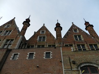 Architecture and buildings of Bruges, Belgium
