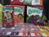 """Un niño pirata playmobil y los """"Boing!, frutalmente deliciosos""""."""