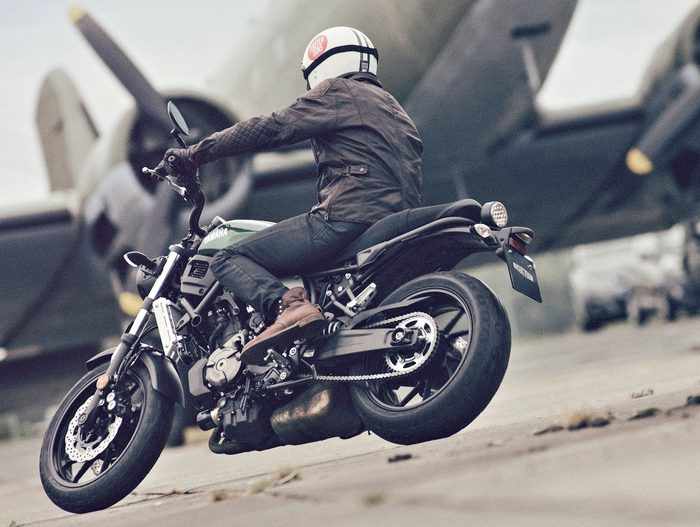 Yamaha XSR 700 2019 - 21