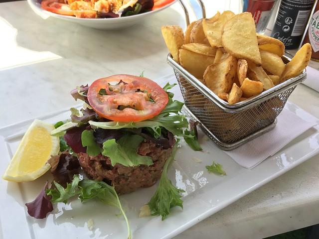 Beef tartare - Balthazar