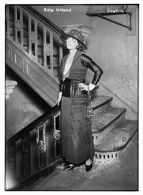 Header of Ruth Gordon