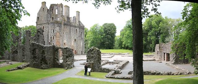 Huntly Castle (8)