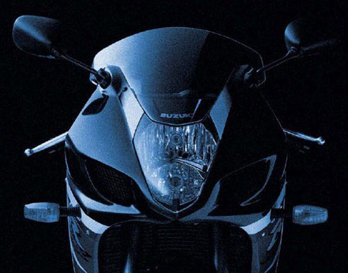 Suzuki GSX-R 1000 2003 - 4