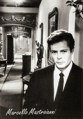 Marcello Mastroianni in Il bell' Antonio (1960)