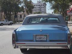 Cadillac in Pasadena