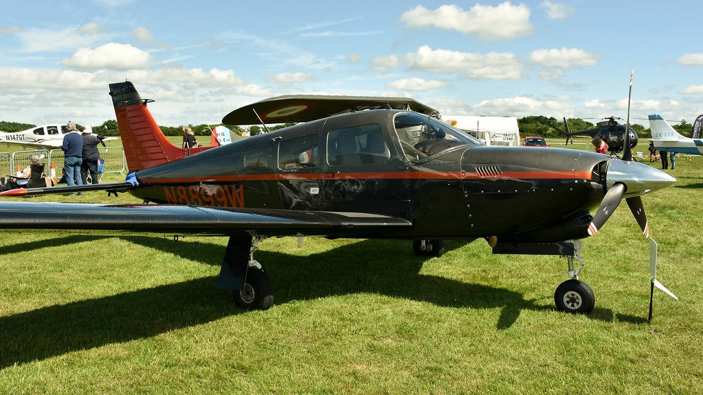 N8899W - Piper PA-28-235 Cherokee Booker - Download Photo