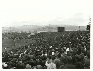 NZ versus British Isles, 2nd Test, Lancaster Park, Christchurch (1977)