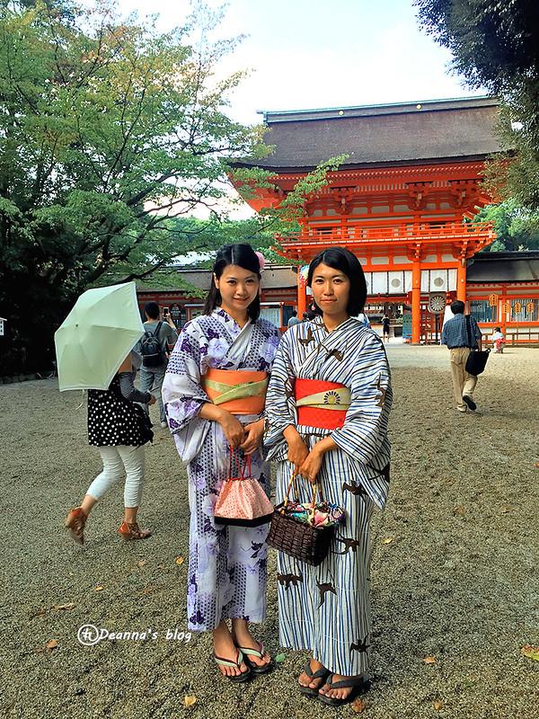 京都 浴衣