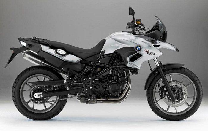BMW F 700 GS 2015 - 1