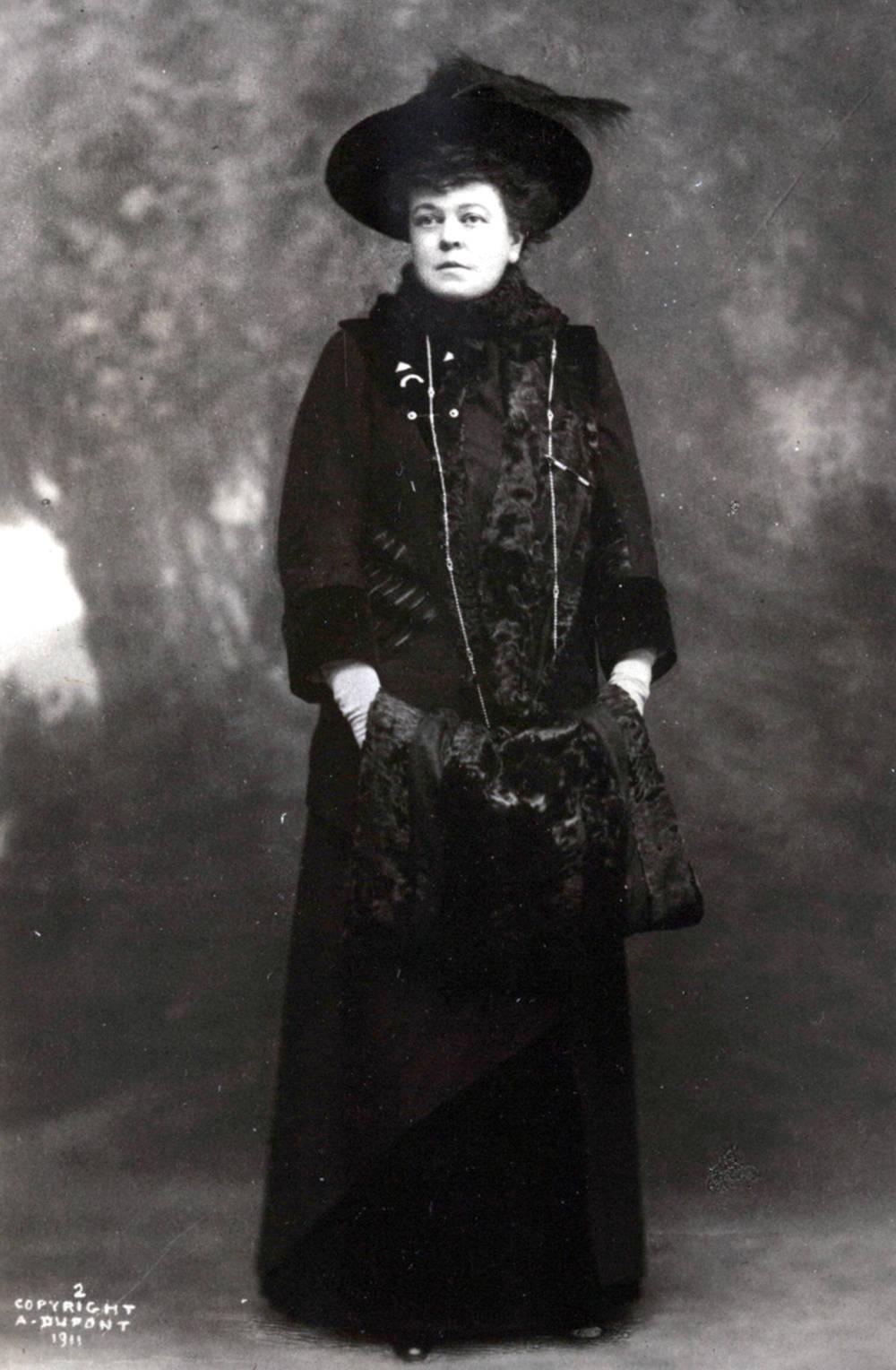 Alva Vanderbilt Belmont, 1911
