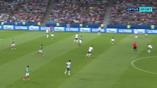 Jerman 4-1 Meksiko