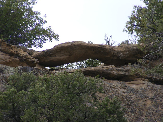 New Mexico Natural Arch NM-542