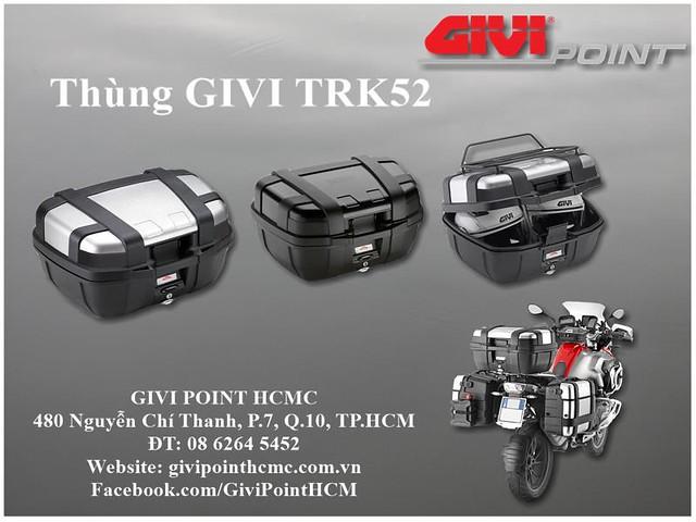 Thung xe Givi - 34