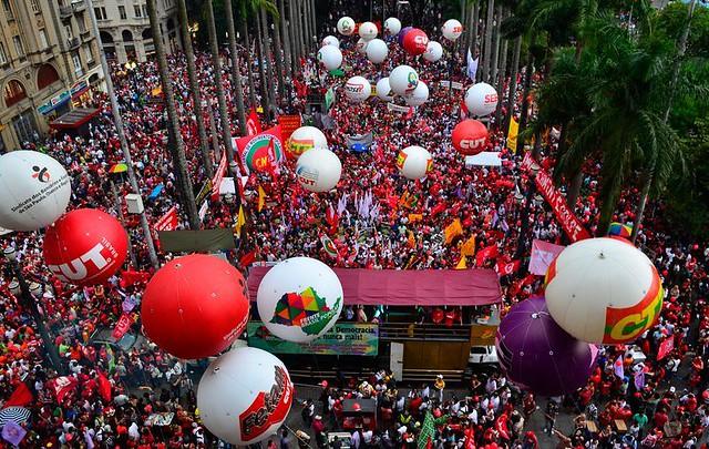 Em São Paulo (SP), Praça da Sé será palco de ato político a partir das 17h desta terça (20) - Créditos: Rovena Rosa/Agência Brasil