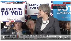 Theresa May is lying to you...