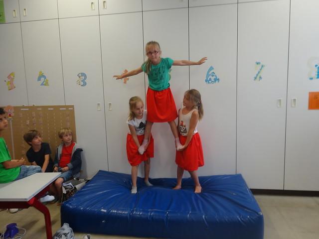 Thema circus in L2