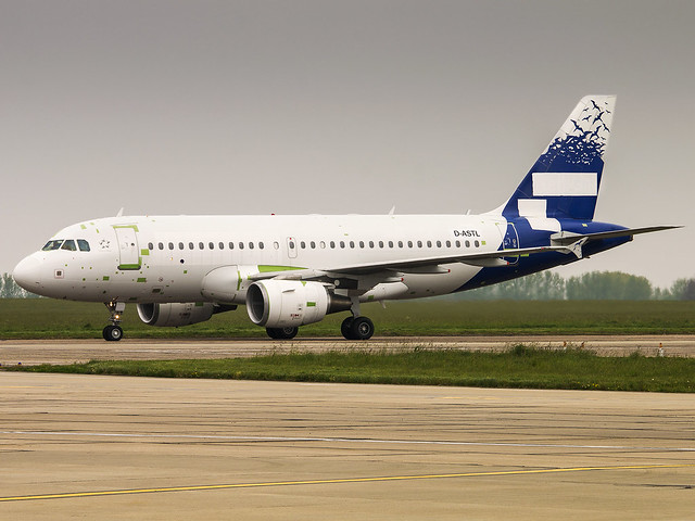 Germania | Airbus A319-112 | D-ASTL