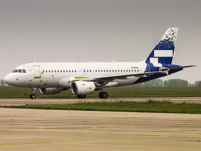 Germania | Airbus A319-112 | D-ASTL