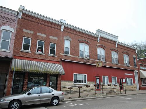 Commercial Hotel (Potosi Inn) - Potosi, WI