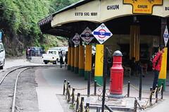 Ghoom Railway Station