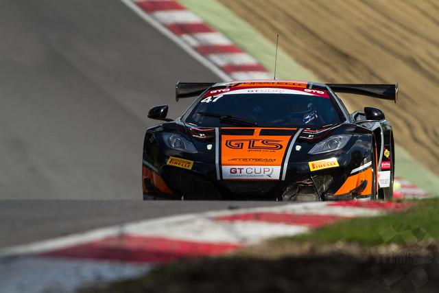 GT Cup Championship Jet Stream Racing McLaren MP4/12 GT3
