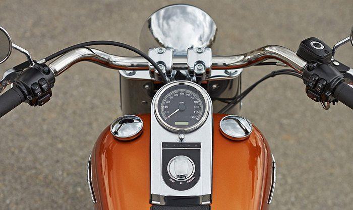 Harley-Davidson 1690 SOFTAIL FAT BOY FLSTF 2014 - 2