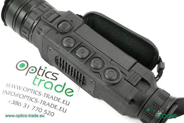 Pulsar Thermal Imaging Scope, Sony ILCE-6000, Sony E 18-50mm F4-5.6