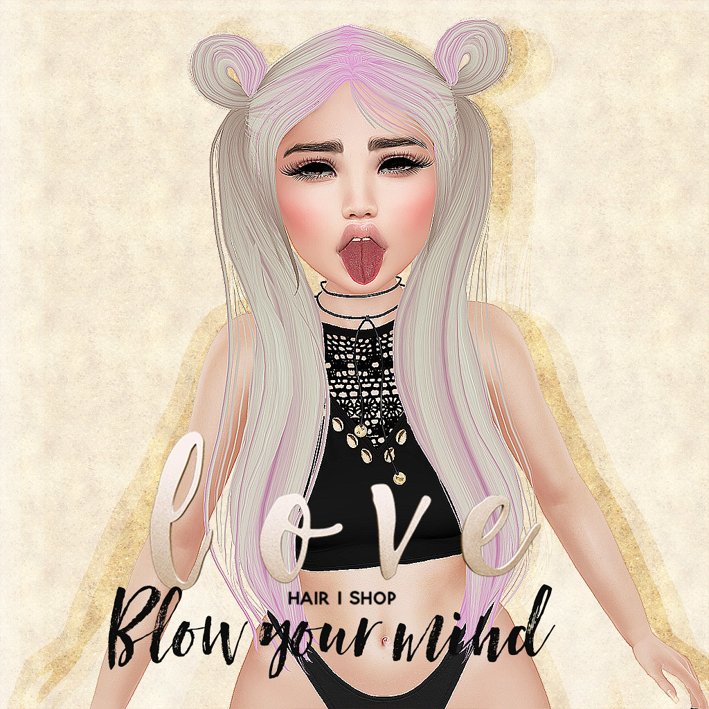 Love [Blow Your Mind] Hair - SecondLifeHub.com