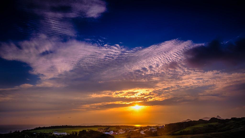 Sunset, Kenting