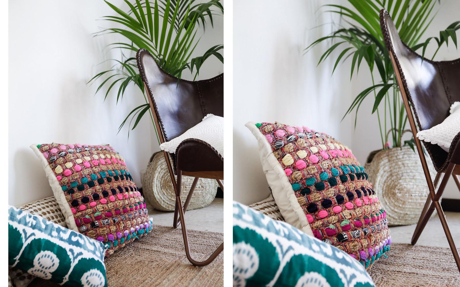06_calma_house_ideas_decoracion_casa_cojines_bonitos_barcelona_boho_deco_theguestgirl_house_aloha_style_palmeras_casa_interior